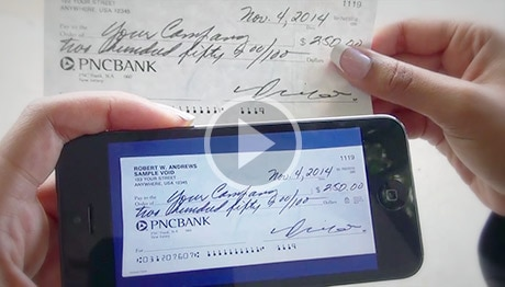 how to know if you already deposited a check