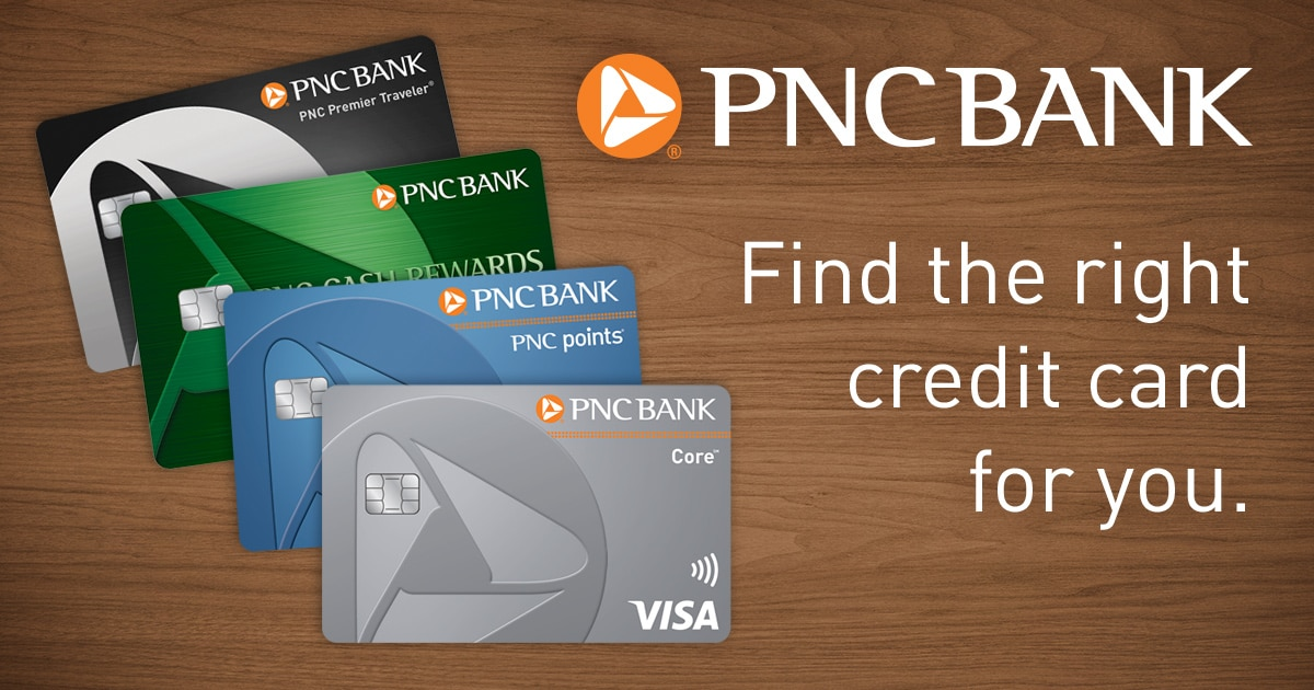 Pnc  Credit Cards
