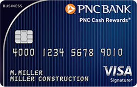 Pnc business credit cards pnc cash rewards visa signature business credit card reheart Gallery